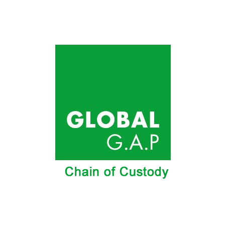 Insalatine certificate GLOBAL GAP Chain of Custody